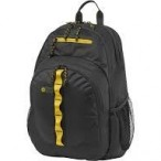 HP ACC Case Sport Backpack (Black/Yellow) 15,6