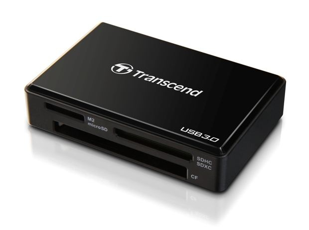 CARD READER TRANSCEND ALL IN 1(USB 3.0) TS-RDF8K - Čitači kartica