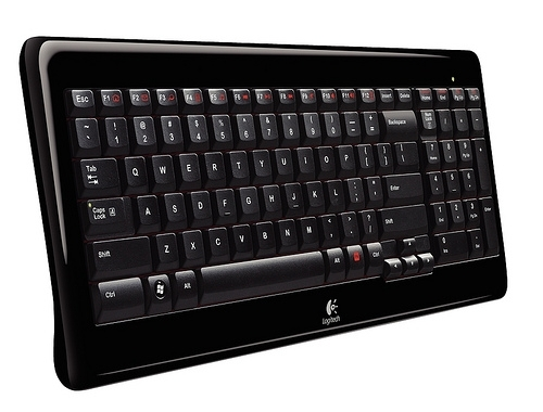 Wireless Keyboard K340  - Bežične tastature